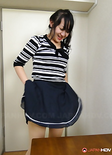 japanese sex pics Japanese female hikes her skirt over, skirt , stockings