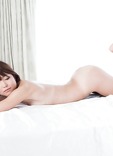 japanese sex pics Naked Japanese lesbians take turns, hairy , tiny tits  pictures