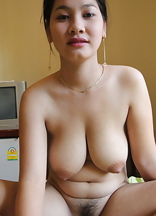 sex pics Asian first timer Nga uncups big, close up , nipples  ass