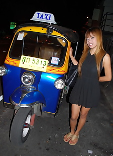 sex pics Sexy Asian Muei takes a taxi to the, amateur